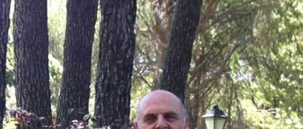 Miguel Ángel Garrido Gallardo.