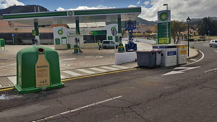 CC considera irresponsable el precinto de la gasolinera sin resolución judicial