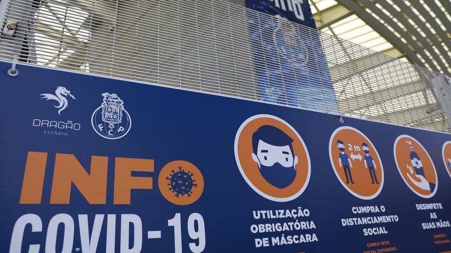 Portugal registra un fallecido y sigue a la baja la presión hospitalaria