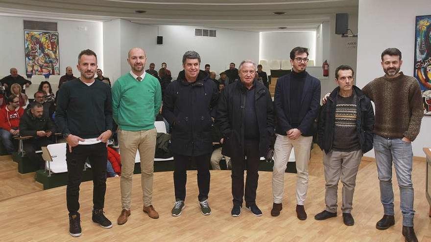 La directiva de la UD Ourense tiene el aval de los suyos