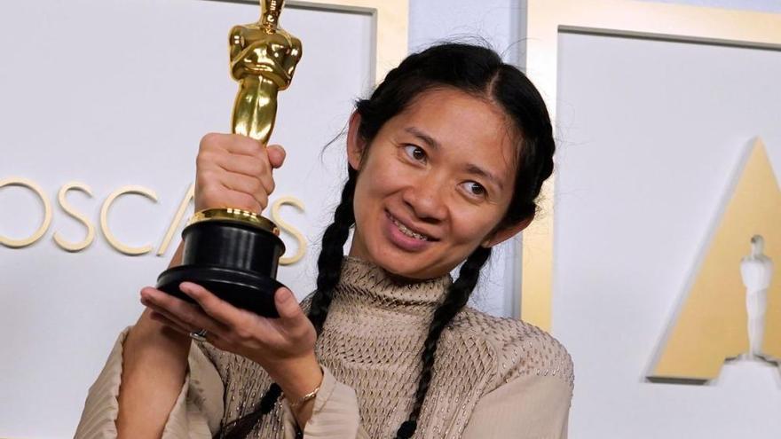 Oscars 2021: 'Nomadland' guanya el premi a la millor pel·lícula i millor directora