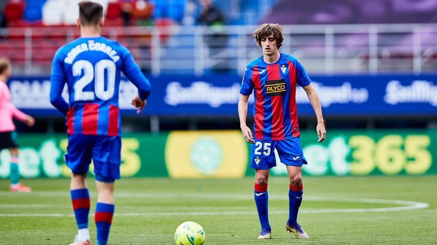 Eibar - Barça, en imatges