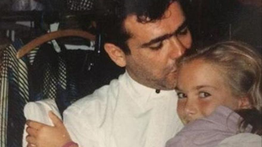 El emotivo mensaje de Kira Miró a su padre Pepe Macdonald