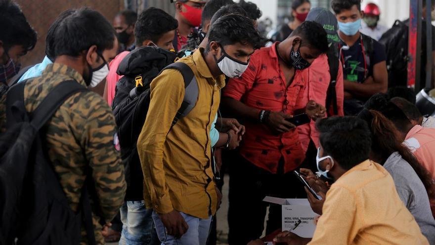 Un estudio alerta de que las muertes en la India multiplican por 10 a las oficiales
