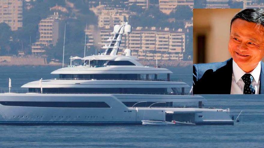 El multimillonario chino Jack Ma busca casa en Mallorca