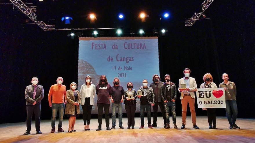 Premios da Cultura para xentes de letras e memoria