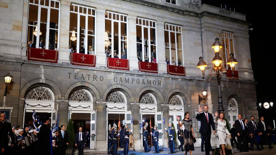 Felipe VI presidirá los actos conmemorativos del 75 aniversario de la temporada de la Ópera de Oviedo
