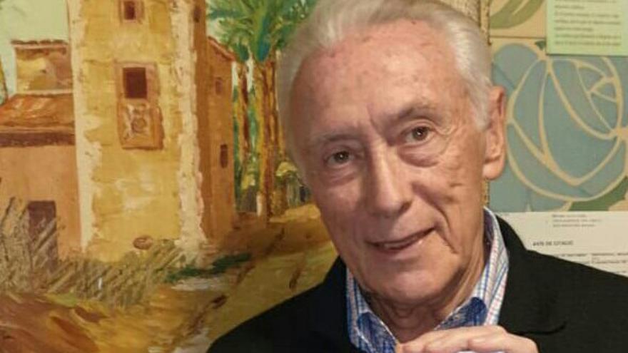 El ilicitano Juan Ródenas recopila artículos sobre arte y literatura en su nueva obra