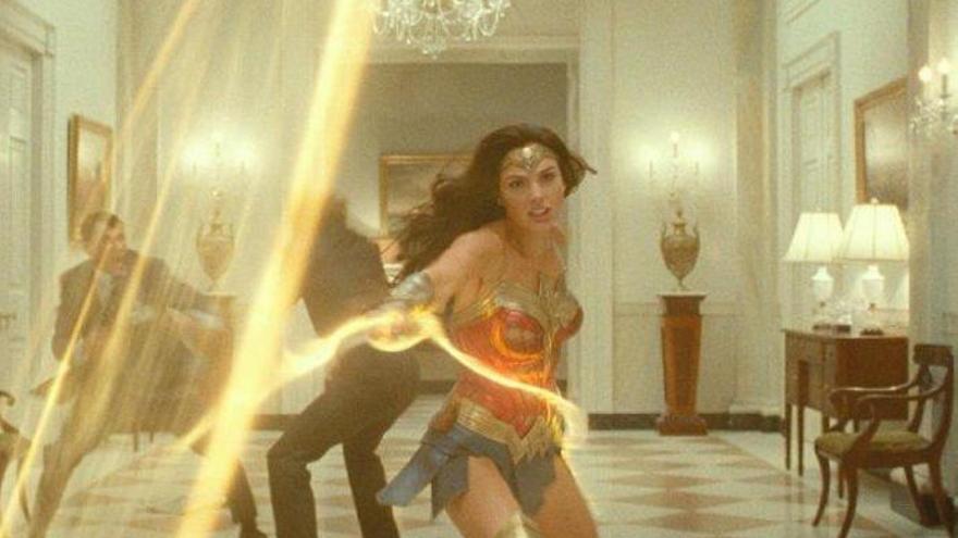 Fuerteventura brilla en el trailer de 'Wonder Woman 1984'