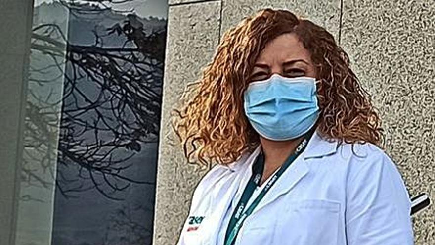 """""""Las personas que no quieren vacunarse tal vez deberían ver más de cerca los daños del COVID"""""""