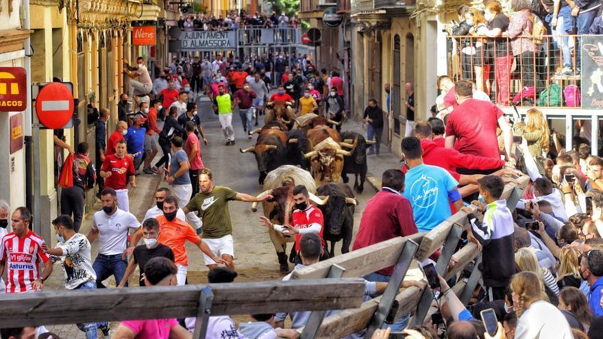 Calendario de 'bous al carrer' durante esta semana en Castellón
