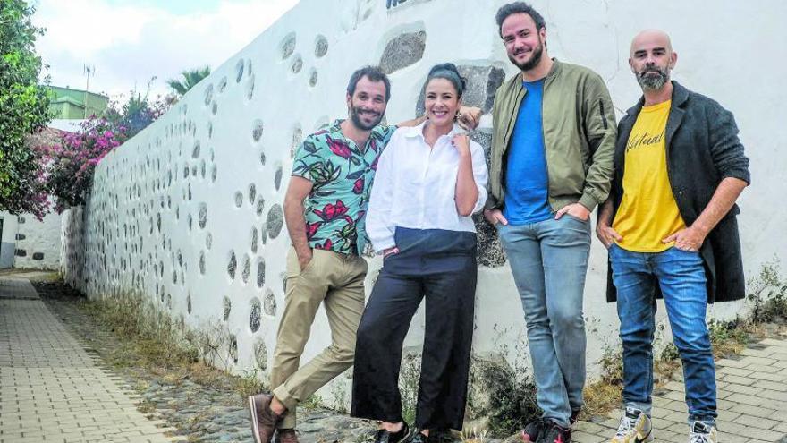 Canarias filma su historia
