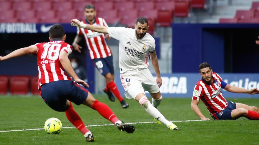 L'Atlètic i el Reial Madrid deixen passar la seva oportunitat (1-1)