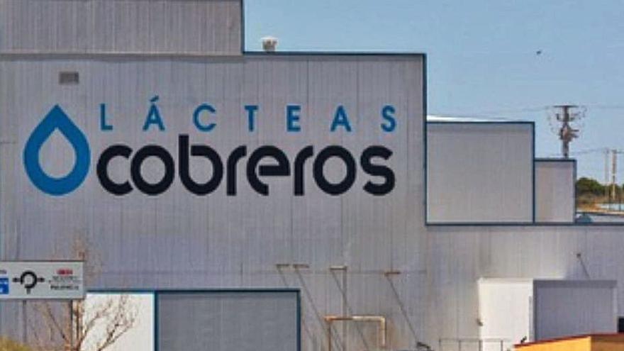 La entrada de TGT en el accionariado de Lácteas Cobreros, en Castrogonzalo, impulsa nuevos negocios