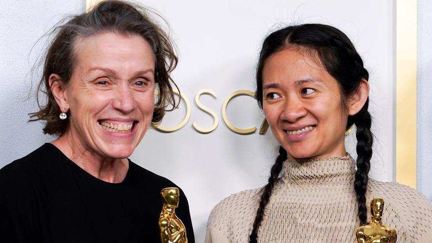 Los ganadores de los Oscars 2021.