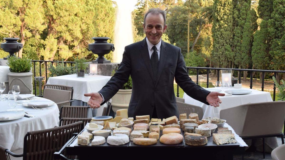 Per aquesta temporada s'ha apostat per crear el menú 'Cheese Lovers'.