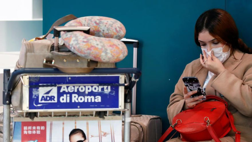 Italia, en estado de emergencia por el coronavirus