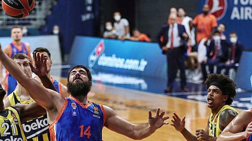 Última parada al Top-8 ante el Fenerbahçe