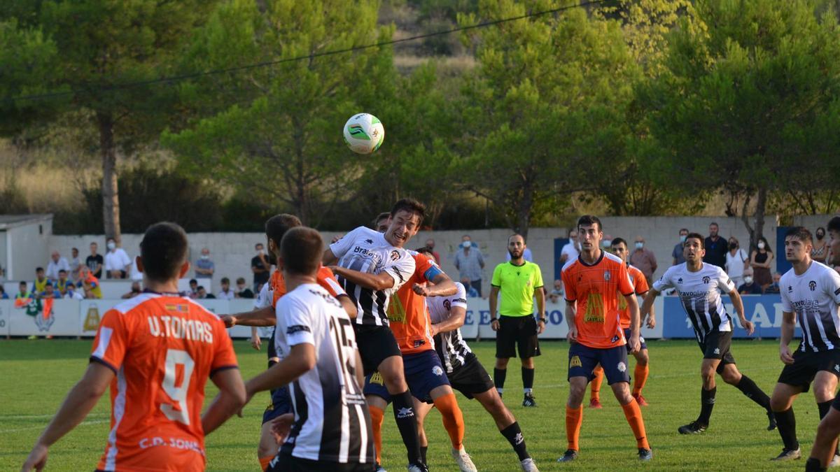 El Soneja se impuso al Cabanes en su primer triunfo de la temporada.