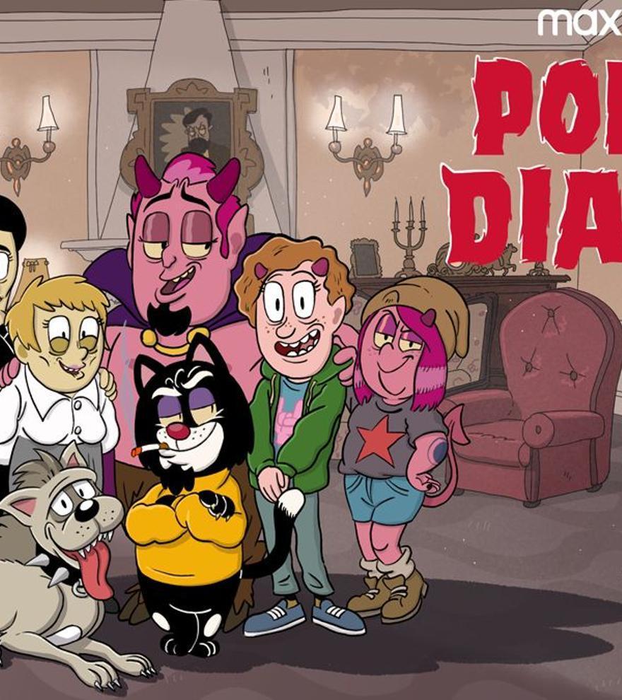 HBO Max prepara 'Pobre Diablo', una serie de animación creada por Joaquín Reyes y Ernesto Sevilla