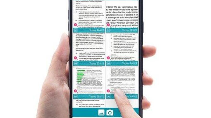 Una aplicación pone en comunicación a profesores y alumnos
