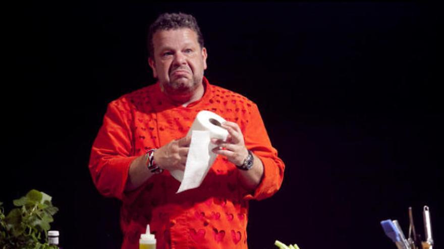 """Chicote vive su peor pesadilla en la Cocina: """"Me está entrando un temblor de rodillas de flipar"""""""