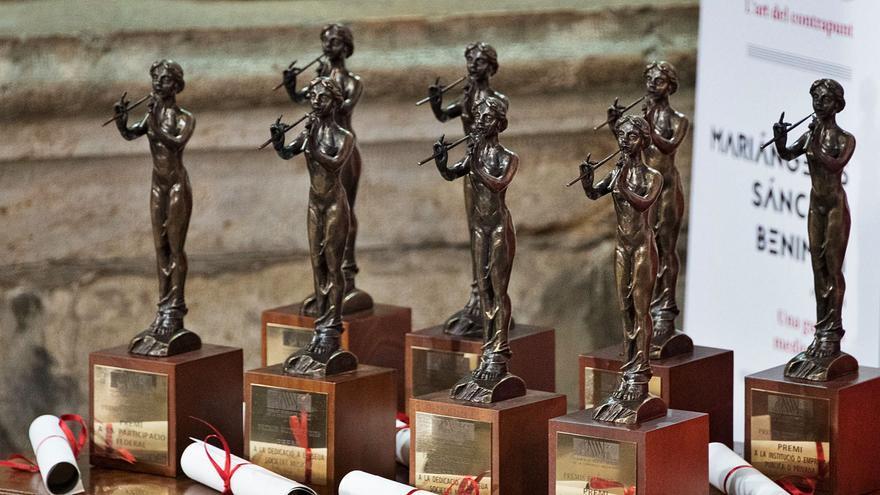 La FSMCV premia els valors del seu col·lectiu amb els XXII  Premis Euterpe