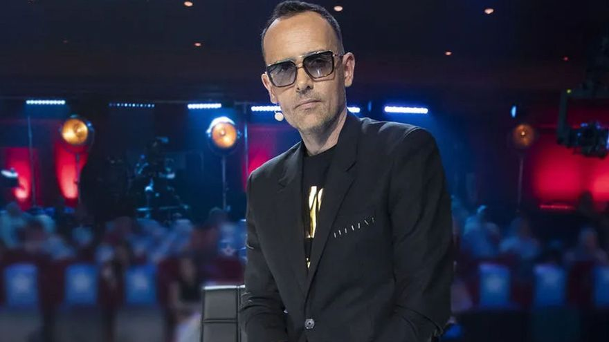 Risto Mejide renueva su contrato de larga duración con Mediaset