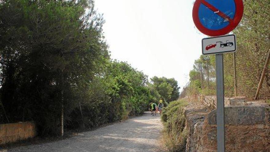 Nackt, naturverbunden und illegal in Cala Varques