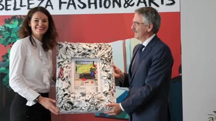 Fashion & Arts reconeix al Museu Thyssen el bon moment que viu la cosmètica