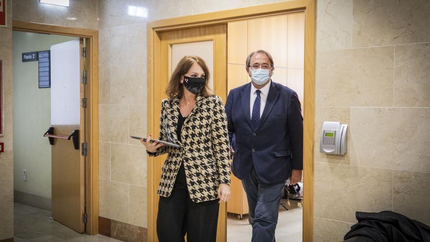 La deuda de la DGA por el IBI a Zaragoza podría pagar el plan hostelero