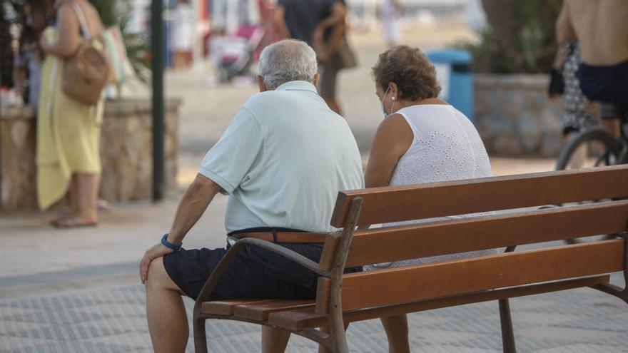 El gasto en pensiones sube el 2,3% en octubre, hasta la cifra récord de 9.930,1 millones