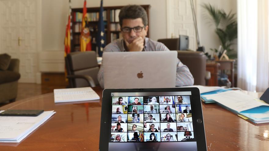 La Diputación cambia la hoja de ruta de su presupuesto: 33 millones de euros para hacer frente al covid