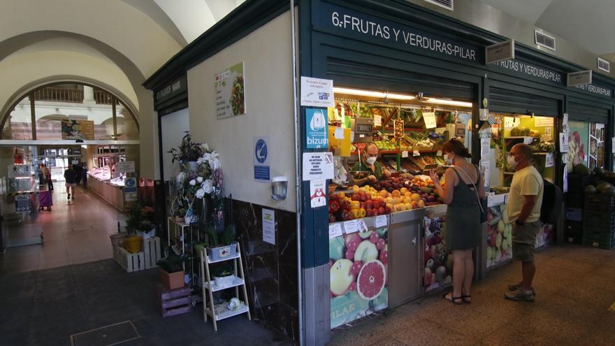 Los mercados municipales afrontan su modernización con una ocupación que apenas supera el 71%