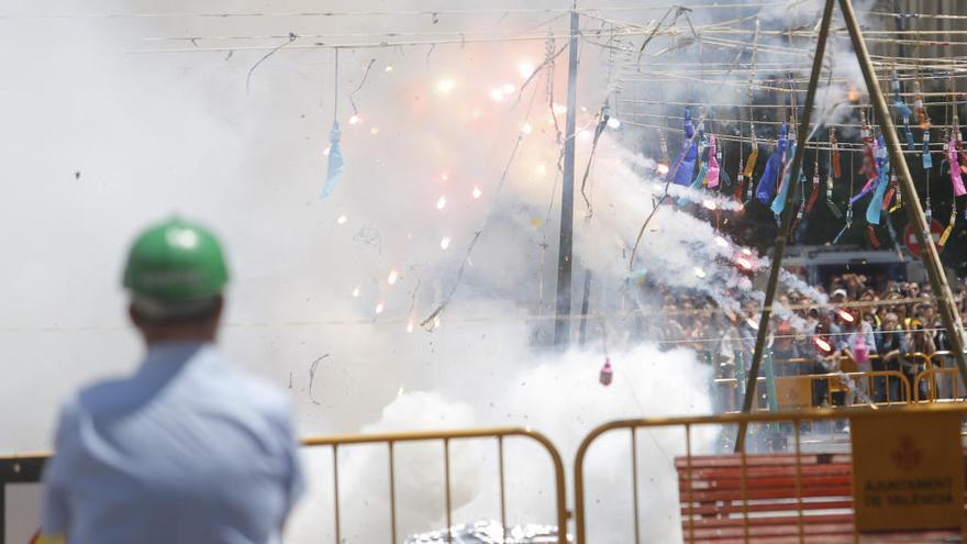 Calendario de pirotecnia de las Fallas de Valencia 2020: Mascletades y castillos