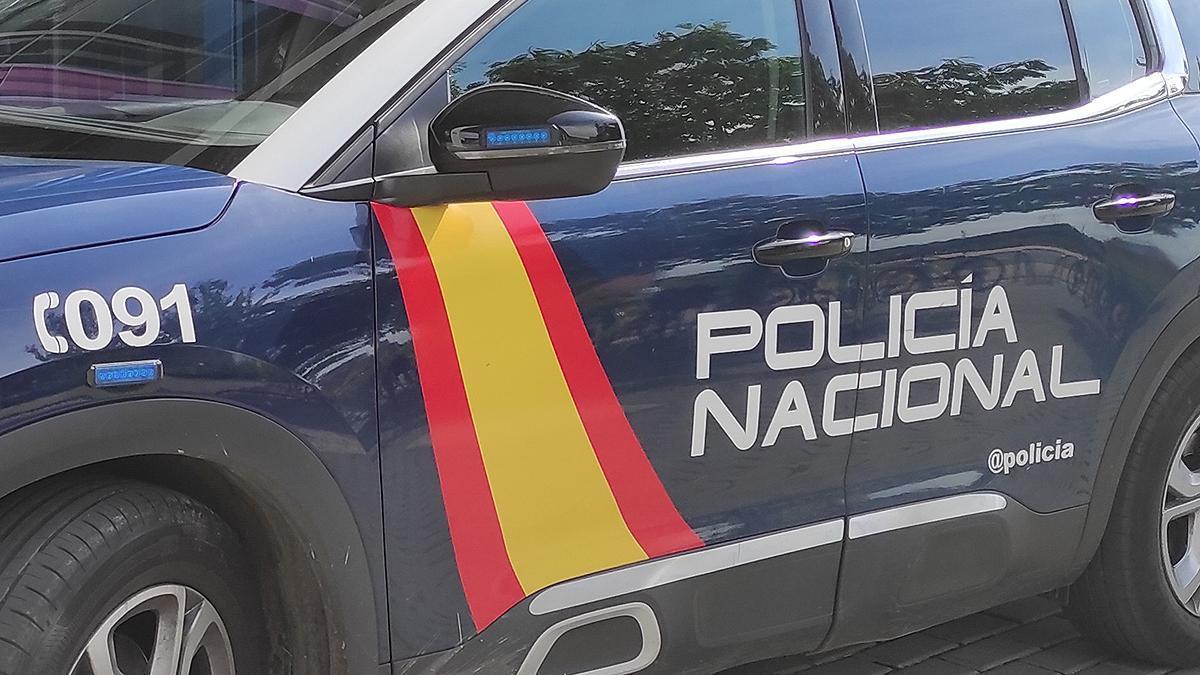 La Policía Nacional practicó la detención en Barajas.