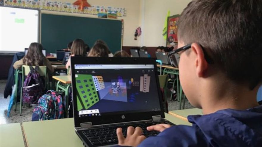 Los profesores de Zamora denuncian la carga de trabajo de la educación virtual