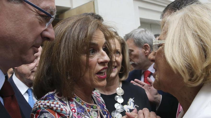 Carmena demanda a Botella ante el Tribunal de Cuentas