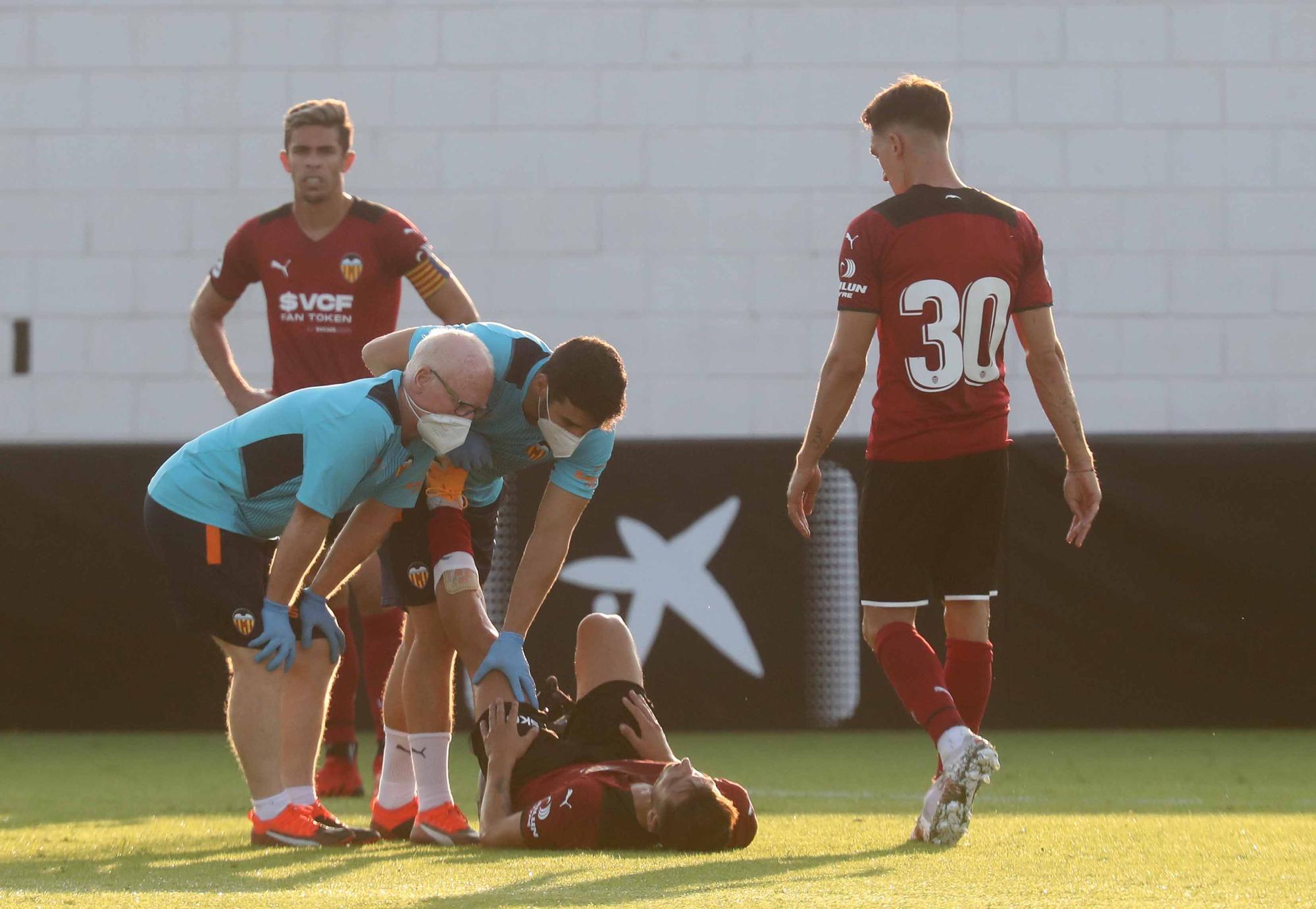 Las mejores fotos del Valencia - Atromitos