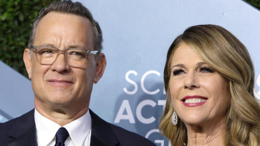 Tom Hanks i la seva dona tenen coronavirus