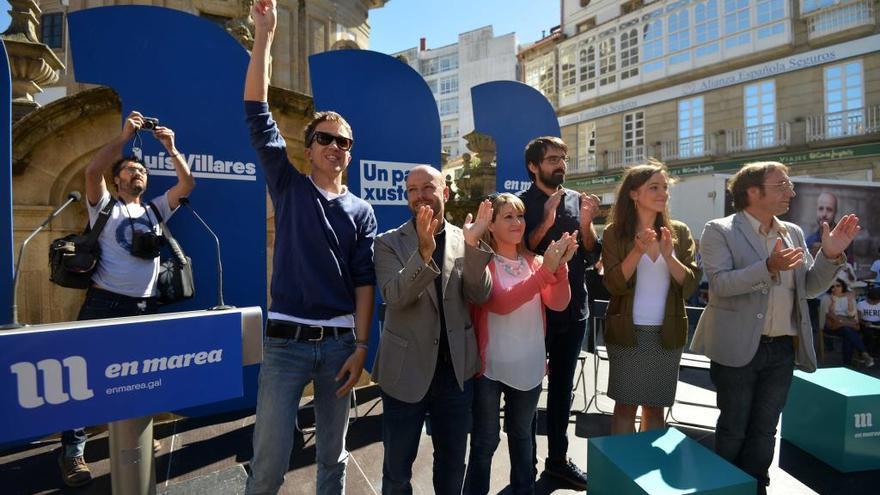 En Marea y Máis País no se aliarán en las elecciones generales