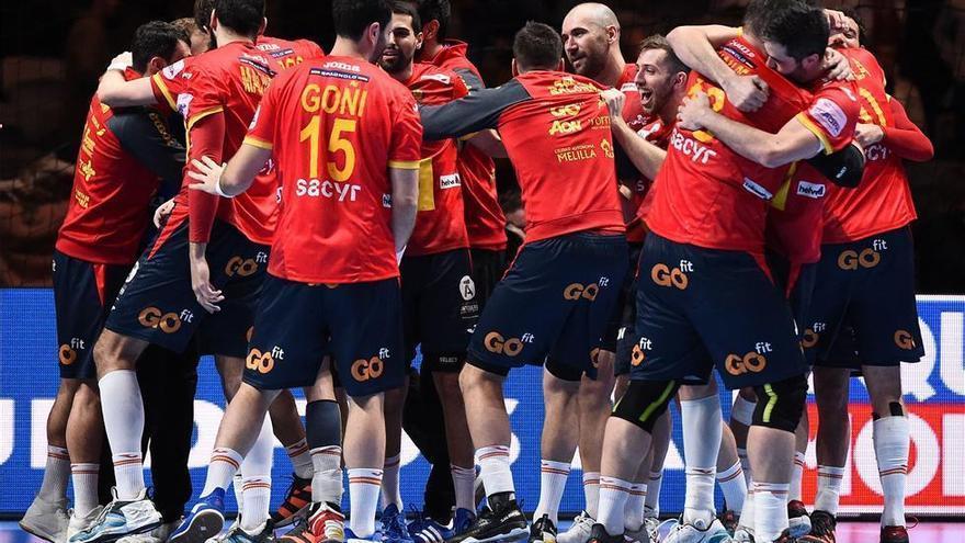 España gana a Eslovenia y jugará la final contra Croacia