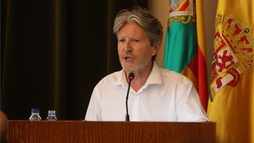 Macián: «Es absurdo dimitir porque no estoy imputado en la 'Púnica'»