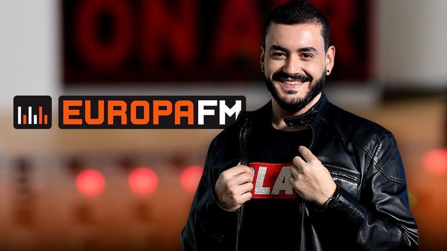 Juanma Romero releva a Javier Cárdenas en Europa FM: así será su nuevo morning show