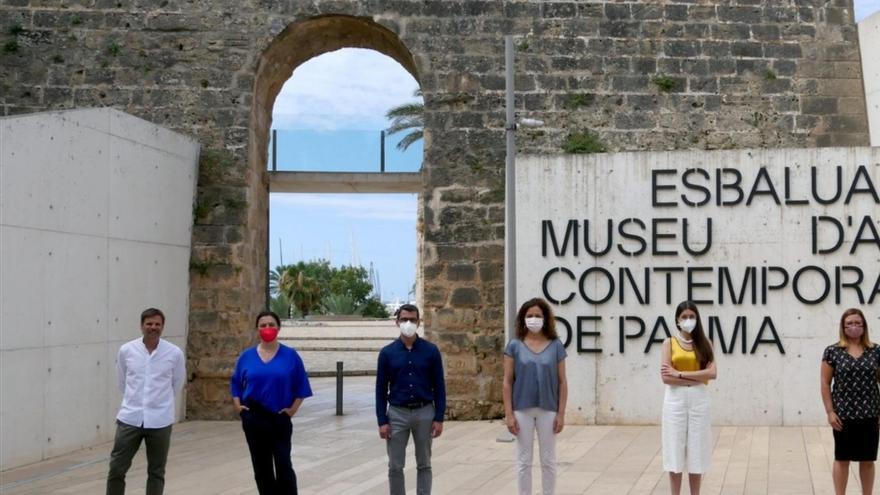 Es Baluard presenta su candidatura para acoger en 2022 el congreso internacional del Comité Internacional de Museos