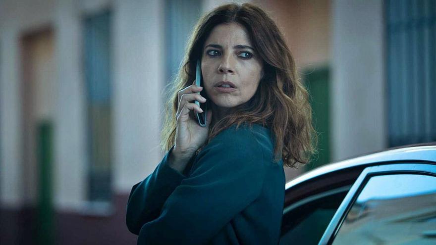 RTVE estrenará a final de mes la nueva serie  de Maribel Verdú