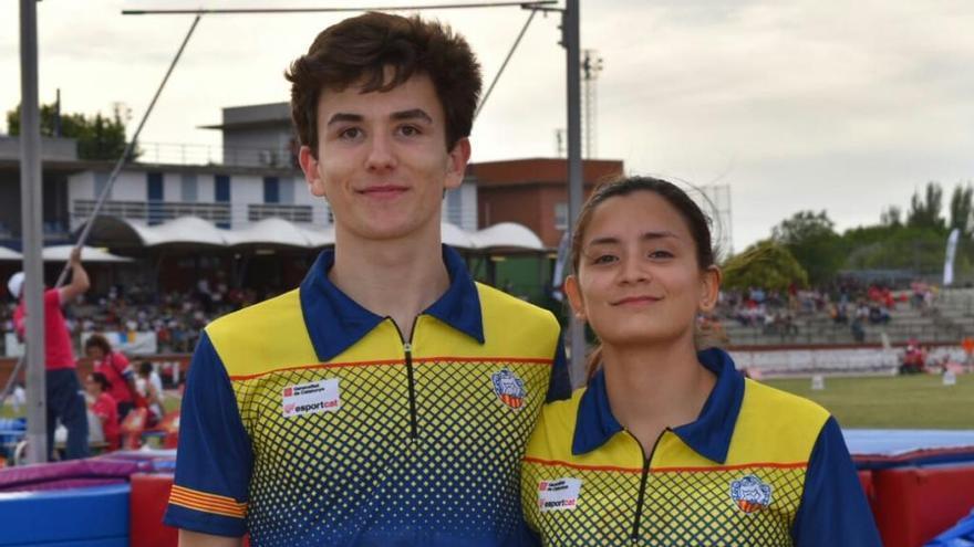 Catalunya, segona al campionat d'Espanya Sub-18 amb Andrea Loza i Pep Bossa