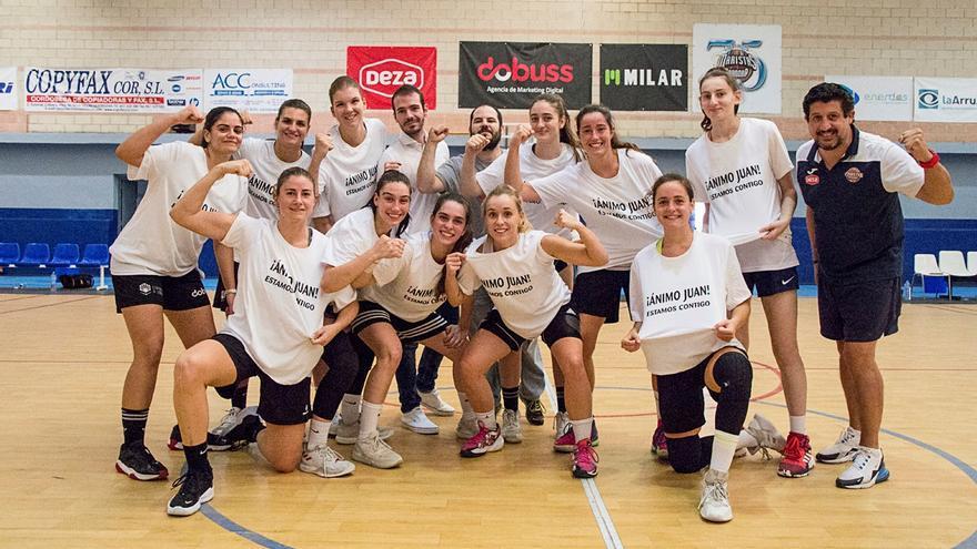 El Milar Córdoba BF ultima el regreso del baloncesto cordobés a la Liga 2
