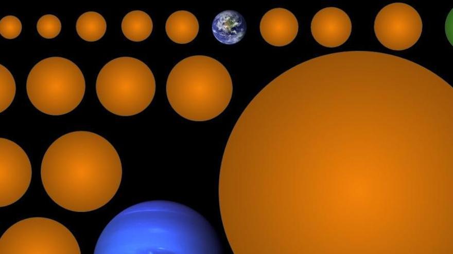 Una estudiant descobreix 17 planetes, un com la Terra