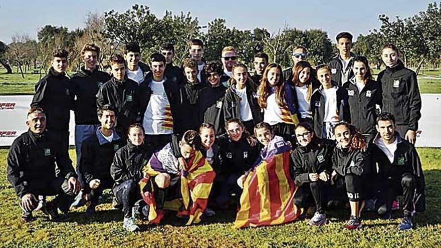 Discreto papel de Balears juvenil y cadete en los Campeonatos de España de cross